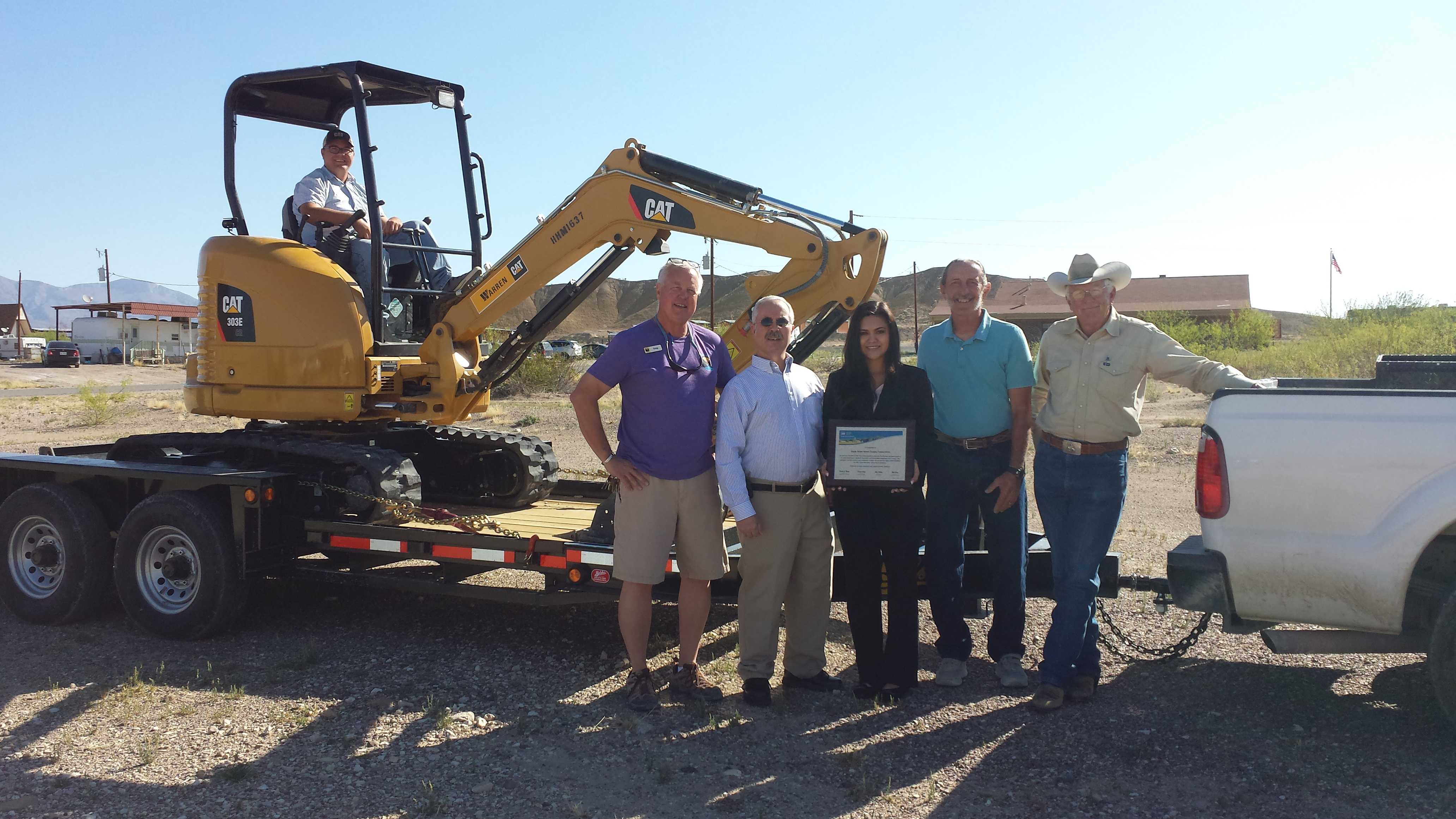 USDA Rural Development Announces Funding for Study Butte Water Supply Corporation