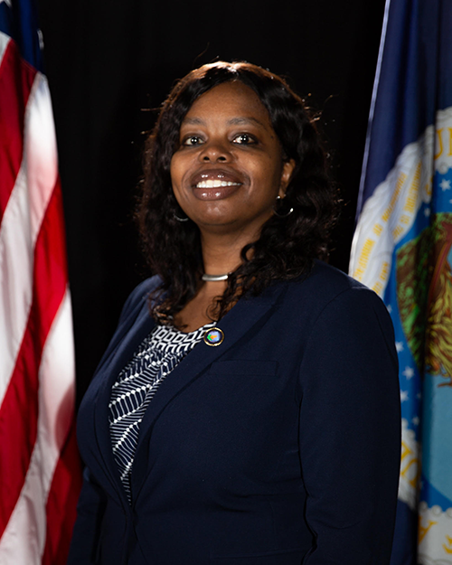Photo of Sharese Paylor, Director of RD Civil Rights