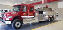 Rushville Fire Truck
