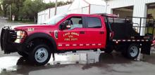 Lakes Andes Fire Truck