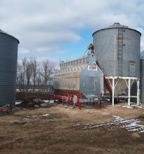 grain dryer photo